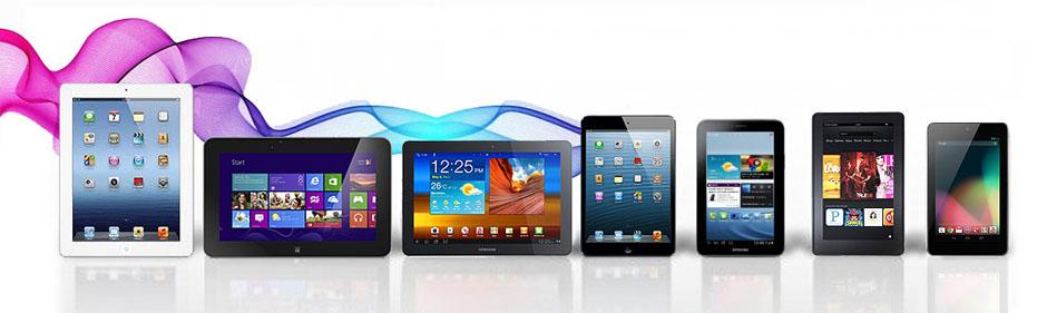 Tablet Tamiri, Dokunmatik & Lcd Ekran Değişimi